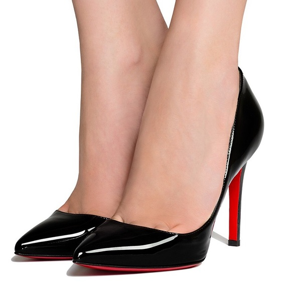 Christian Louboutin Shoes - Christian Louboutin Pigalle 100mm Size 39 6b6c4e57e8c5